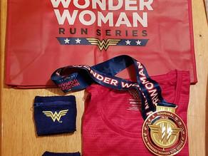DC Wonder Woman ATL Virtual 5k