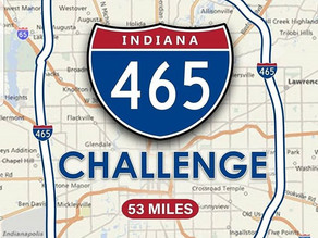New Year and The 465 Challenge