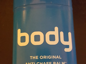 Gliding into NYC training with Body Glide