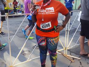 Taking it International with the Buffalo Half Marathon