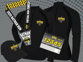 DC Batman Virtual 5K Race