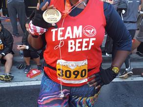 NYC Marathon Training Week 15 and the ATL 10 Miler