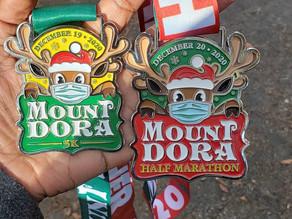 Double Dora 2020: Mount Dora Half Marathon