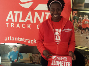 Atlanta Track Club Ambassador Volunteering
