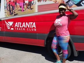 Peachtree Road Race Training