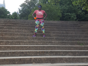 New York City Marathon Training Week 5