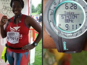 Memory Monday: 2015  Peachtree Road Race