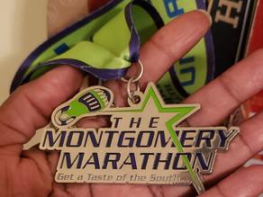 Memory Monday: 2016 Montgomery Marathon