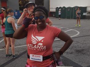 NYC Marathon Training Week 3