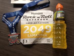 Half Marathon Training with Gatorade Endurance