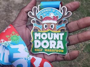 Mount Dora Half Marathon 2019