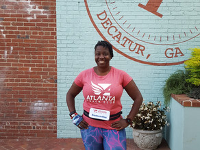 Another Peachtree Road Race Training is a wrap
