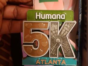 Memory Monday: Humana 5K