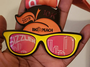 Memory Monday: 2019 Big Peach Sizzler