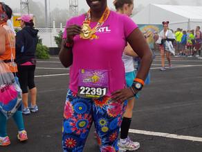 Dopey Challenge-Half Marathon