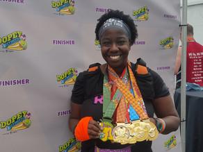 Dopey Challenge-Marathon