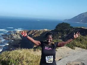 Memory Monday: 2017 Big Sur Marathon
