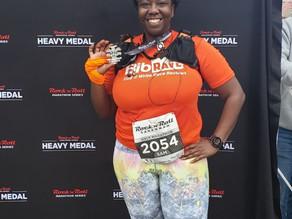 Rock 'n' Roll Savannah Half Marathon 2019