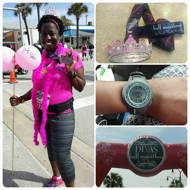 Instagram - My first half marathon pacing gig was awesome. Congrats to all the @