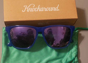 Blocking UV with Knockaround Shades