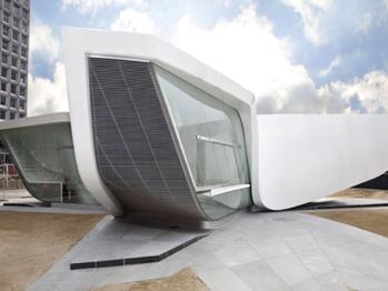 New Amsterdam Pavilion - New York, USA