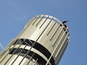 Watchtower Twente Airport - Enschede, NL