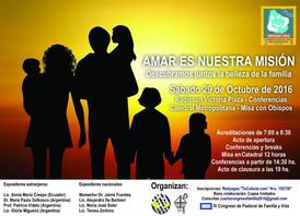 Estuvimos recolectando firmas en el IV Congreso Nacional de Familia del Uruguay.