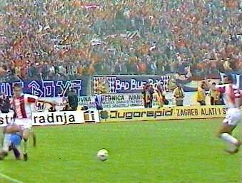 dinamo v red star belgrad 89.