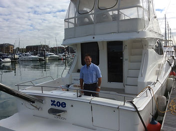 Yacht deliveries in Essex