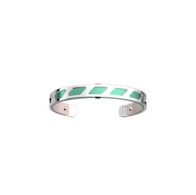 ruban-bracelet-silver-finish-patent-nude