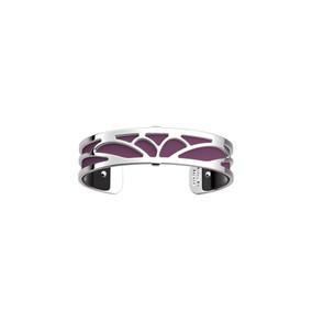 rosee-bracelet-silver-finish-patent-blac