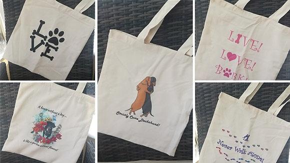 Wooftastic! Tote Bags