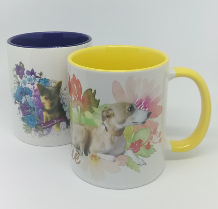 Your Woof! Personalised Mug