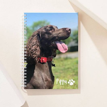 Your Woof! Notebook