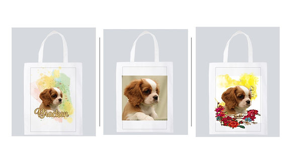 Your Woof! Tote bag