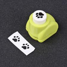 Mini Paw Print Hole Punch