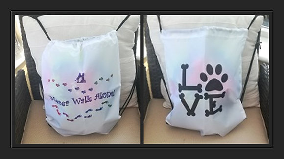 Wooftastic! Gym Bag