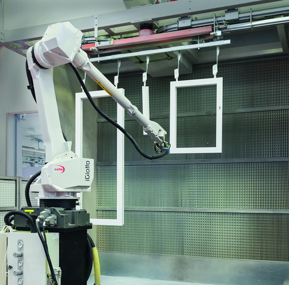 GIOTTO Robot