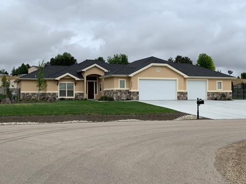 Middleton, Idaho Thoroughbred Estates 3200 Sq Ft