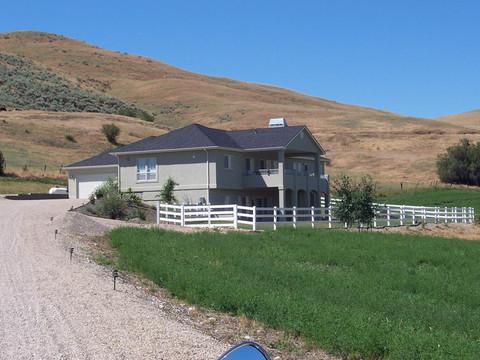 Horseshoe Bend, Idaho acreage 4500 Sq Ft (8) Car Garage