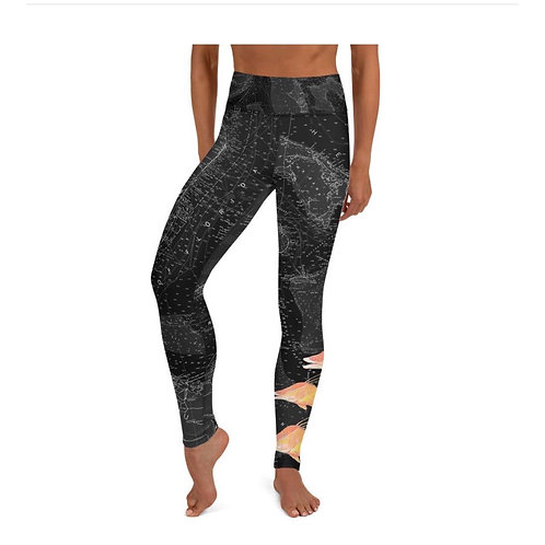 Hogfish Leggings - High Waist