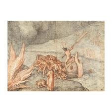 30 Caronte. Terremoto e svenimento di Dante (Inf., III)