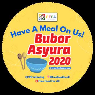 Bubor Asyura Distribution