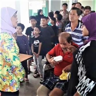 Special Visit by Madam Halimah Yacob
