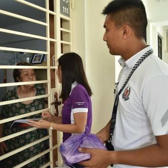 Collaboration with Sengkang Neighborhood Police