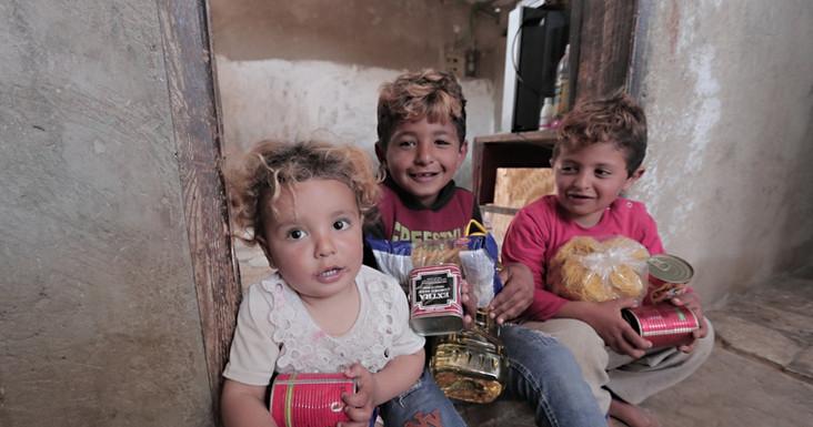Gaza Food Aid