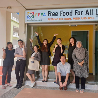 Free Food For All New Location: Kampong Chai Chee