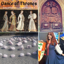 Dance of Thrones. Medieval Bellydance fusion