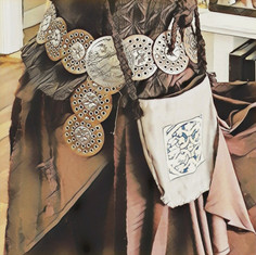 Dance of Thrones dance costume