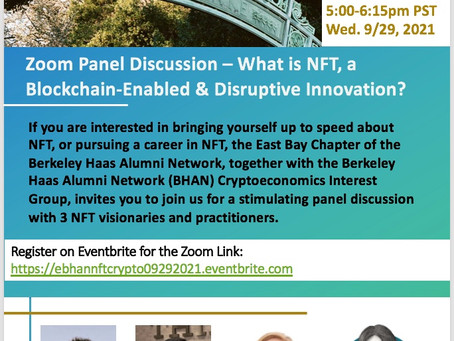 NFT Panel Discussion